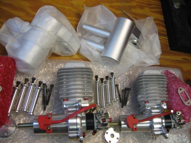 2 New DA-50 Engines - RCU Forums