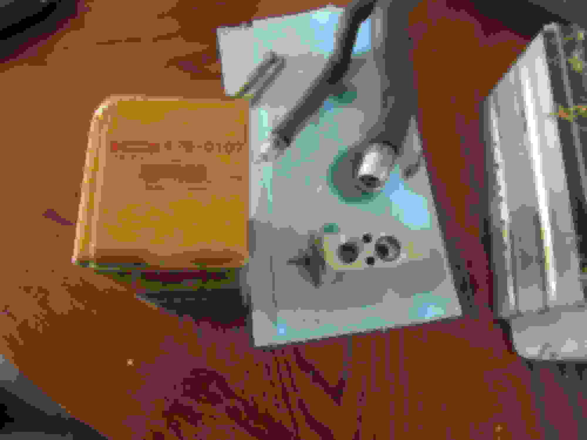 A//C Expansion Valve DENSO 475-0107