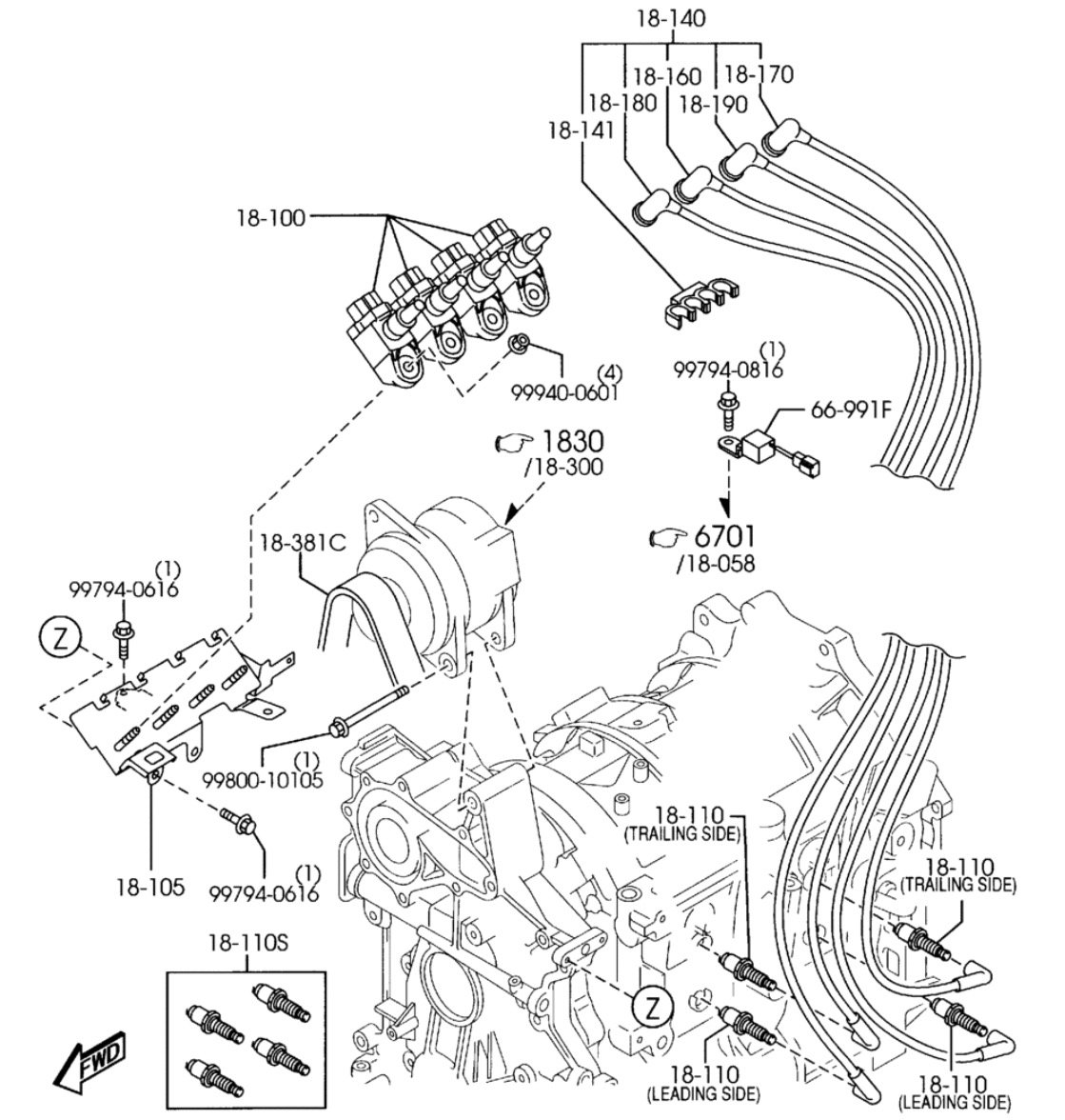 Rx 8 Coil Wiring Diagram 1999 Dodge