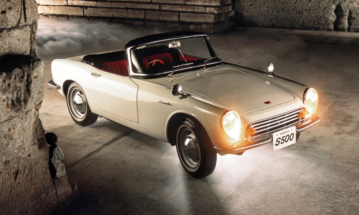 9 Facts About The Original Honda Sports Cars   S500/600/800. By Bryan Wood