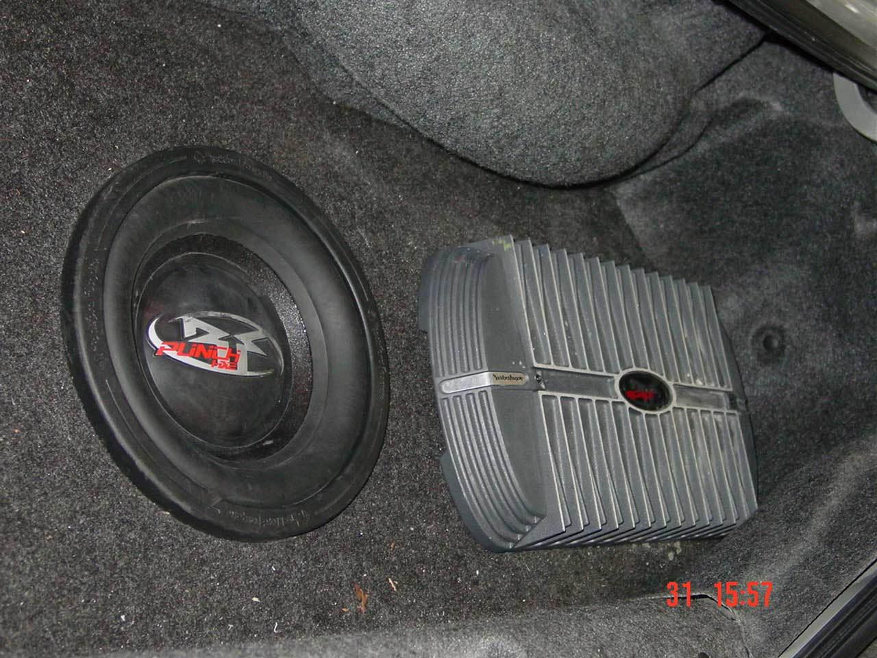 Fs Rockford Fosgate Amp Punch 10002 Watts S2ki Honda S2000 Forums Specs