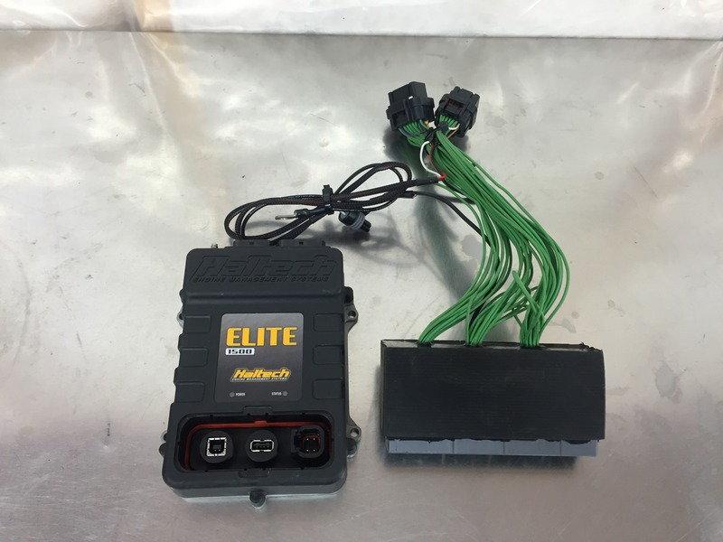 MN - Haltech Elite 1500 with Boomslang Plug and Play Harness - S2KI