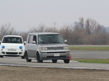2 Day event in ButtonWillow CA, for Competition Certificate.