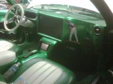 custom built dash