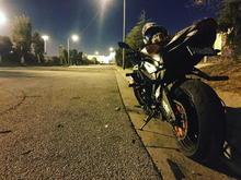 2016 Kawasaki 636 stunt bike