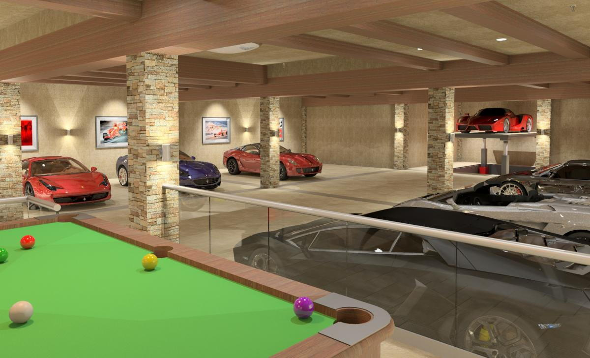 Garage Plans with Loft at FamilyHomePlanscom