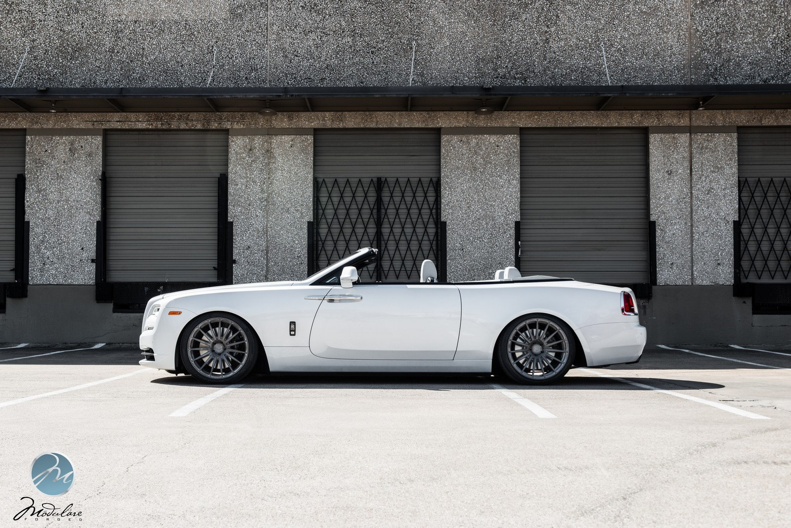 "Tires Near Me Open Now >> Modulare Wheels | Rolls-Royce Dawn | 22"" B33 Tinted Brushed"