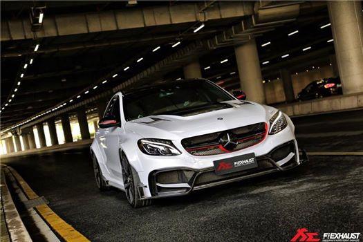 Fi Exhaust l Mercedes-Benz W205 C63 AMG l Valvetronic System l Fi