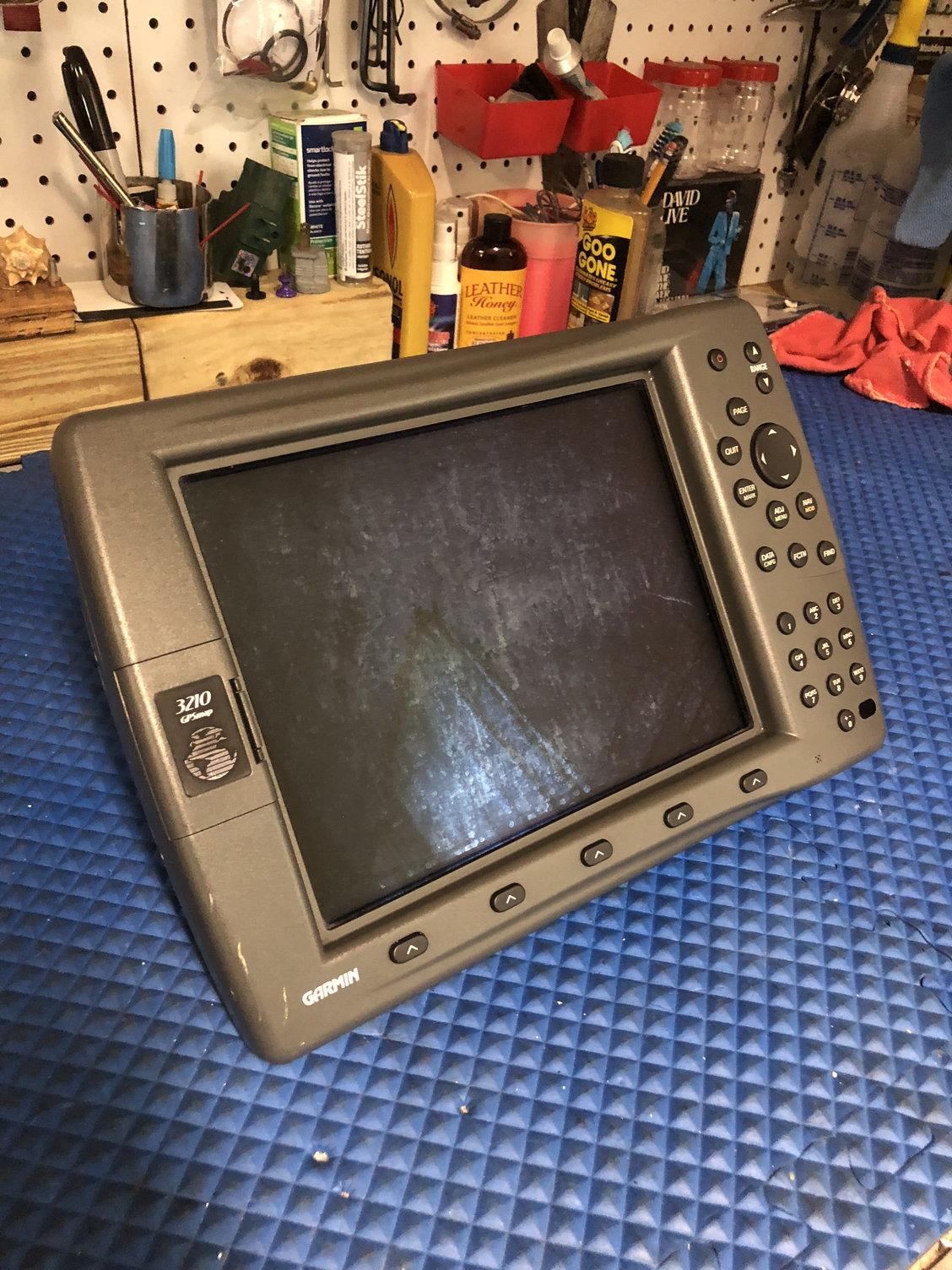 Garmin  Furuno  Raymarine Used Electronics
