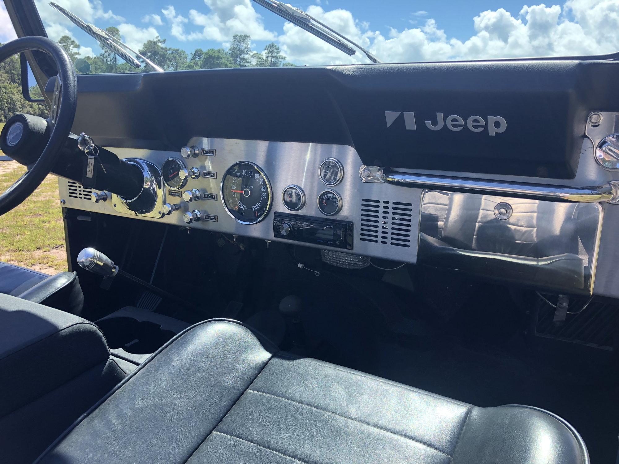 1978 Jeep CJ7 Renegade V8 For Sale ***Price Lowered ...