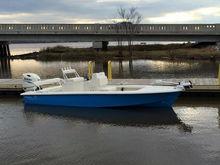 Egret at dock