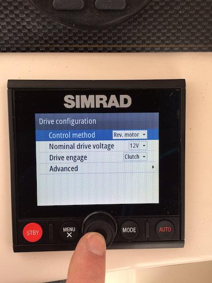Simrad AP44 Medium Pack - Unboxing, Installation