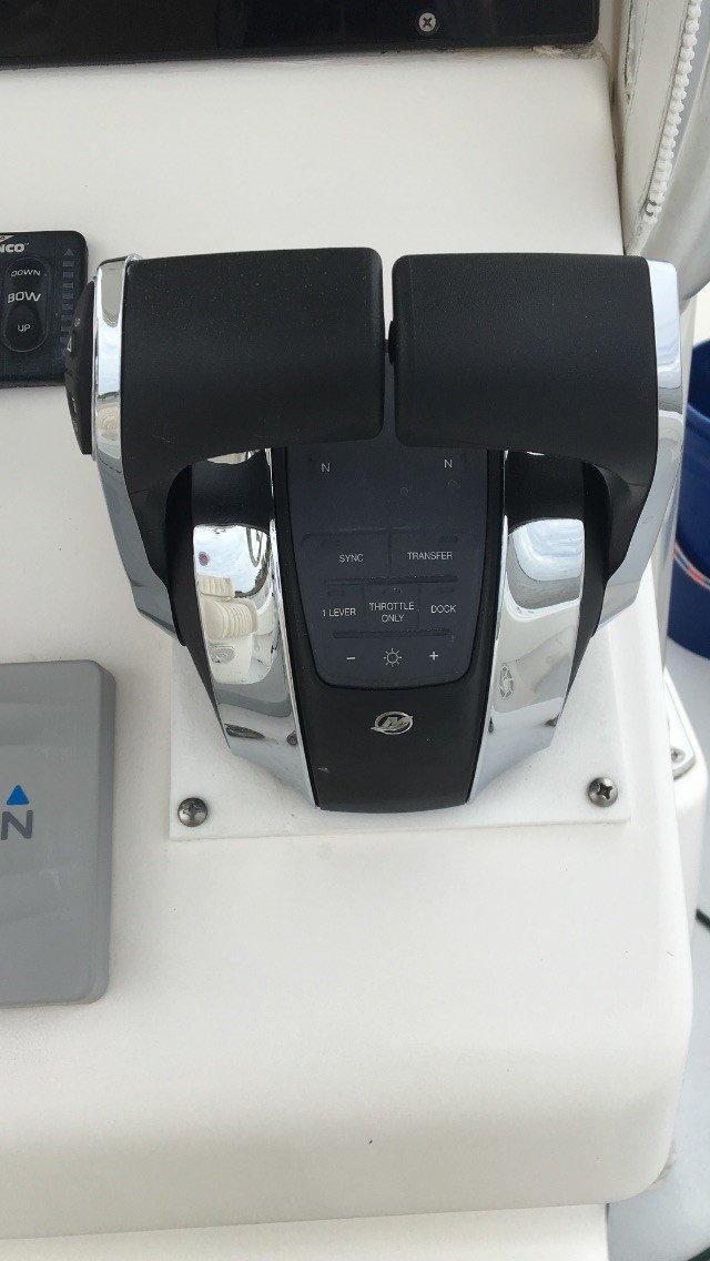 Mercury Verado DTS control functions not working - The Hull Truth