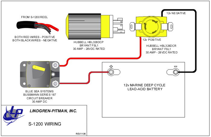 Electric Reel Boat Wiring The Hull Truth Boating And Fishing Forum