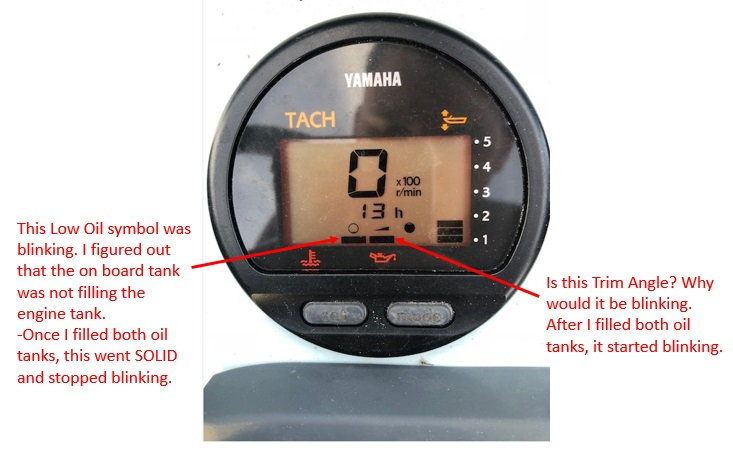 [DIAGRAM_34OR]  Yamaha Tach Gauge Symbol Meaning? - The Hull Truth - Boating and Fishing  Forum | Lcd Marine Meter Wiring Diagram |  | The Hull Truth