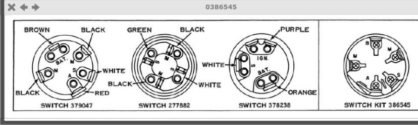 ignition switch wiring help please. - the hull truth - boating and fishing  forum  the hull truth