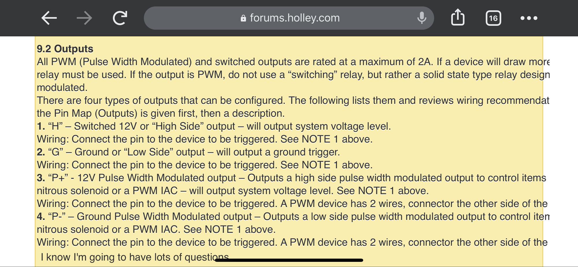 Here U2019s My Holley Terminator Max A  C Wiring Diagram