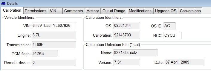etc. GM E38 E67 ECU ECM programmed Custom options VATS DELETE DTC delete