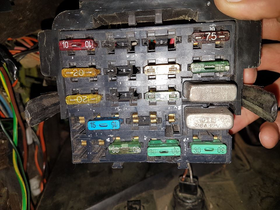 Need An 84 Fuse Box Comparison