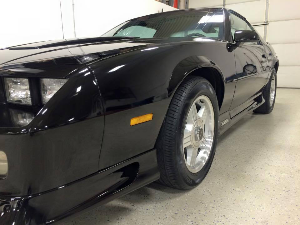 Michigan 1992 Camaro Z28 5 7l Hard Top 38000 Miles