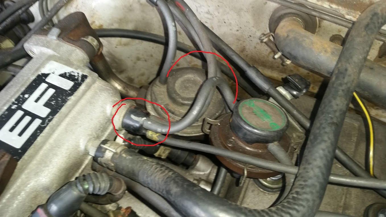 22re Turbo 87 4runner