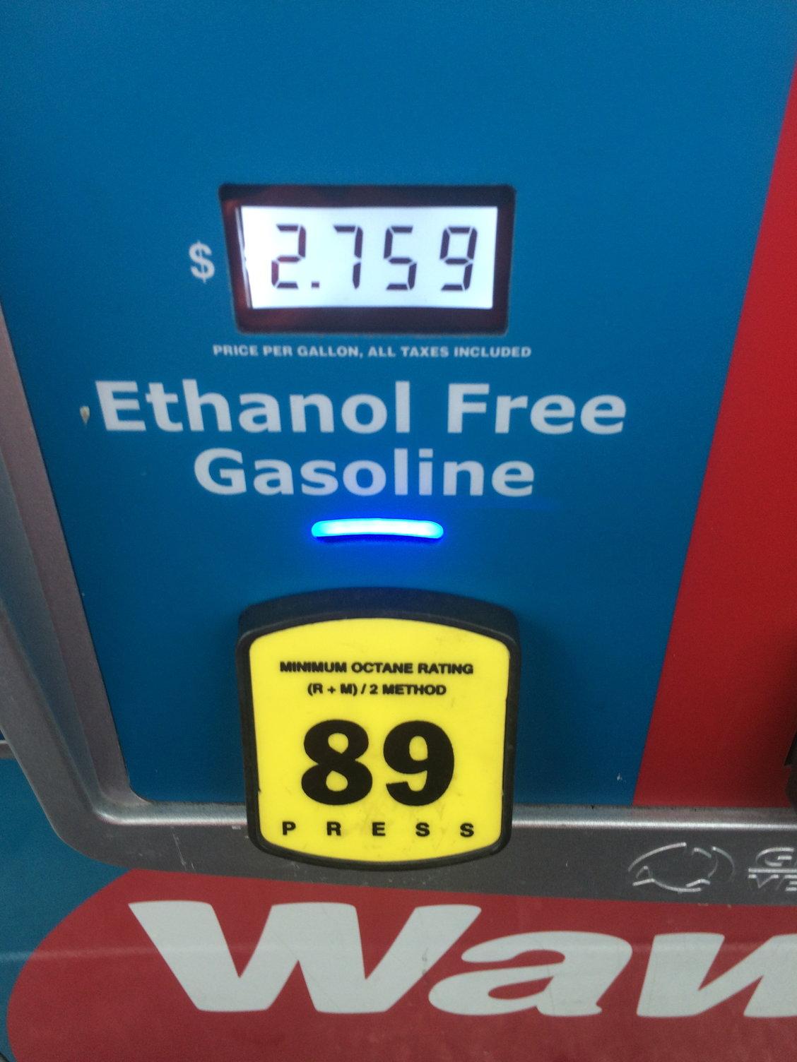 Non Ethanol Gas >> Non Ethanol Fuel 8 12 17 Yotatech Forums