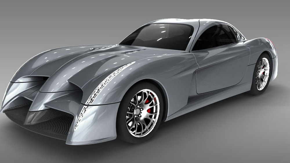 "Panoz Abruzzi ""Spirit of Le Mans"""