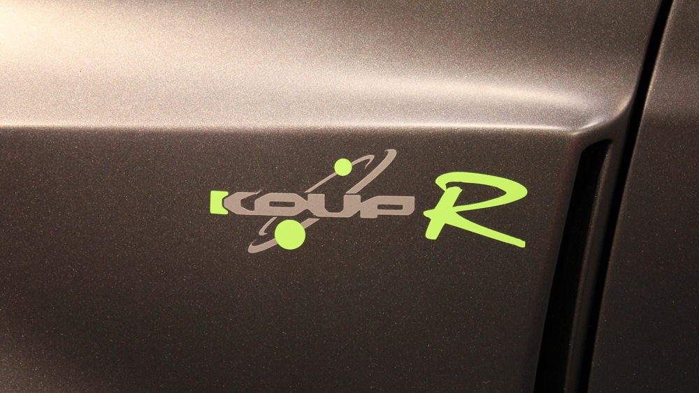 2010 SEMA: Kia Forte Koupe Type R Concept