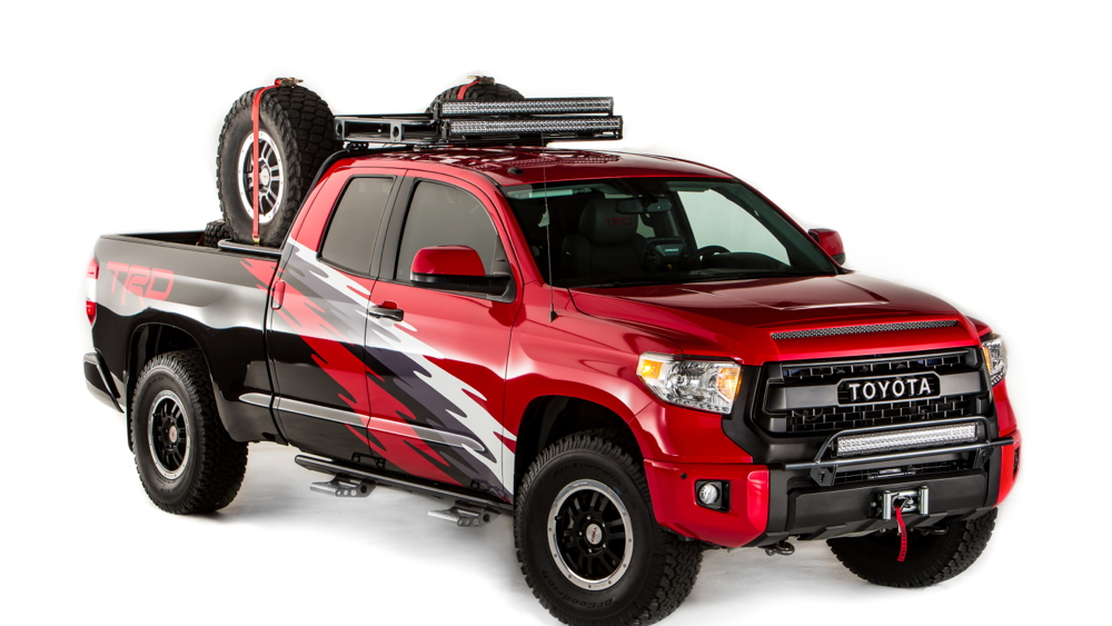 2015 Toyota Tundra TRD Pro Series, SEMA 2014