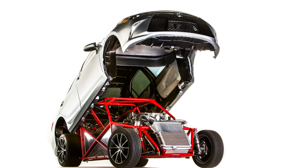 2015 Toyota Sleeper Camry, SEMA 2014