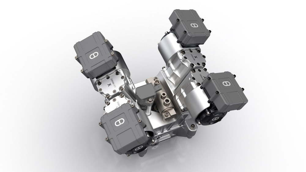 Camcon Automotive has created an electronic engine valve system