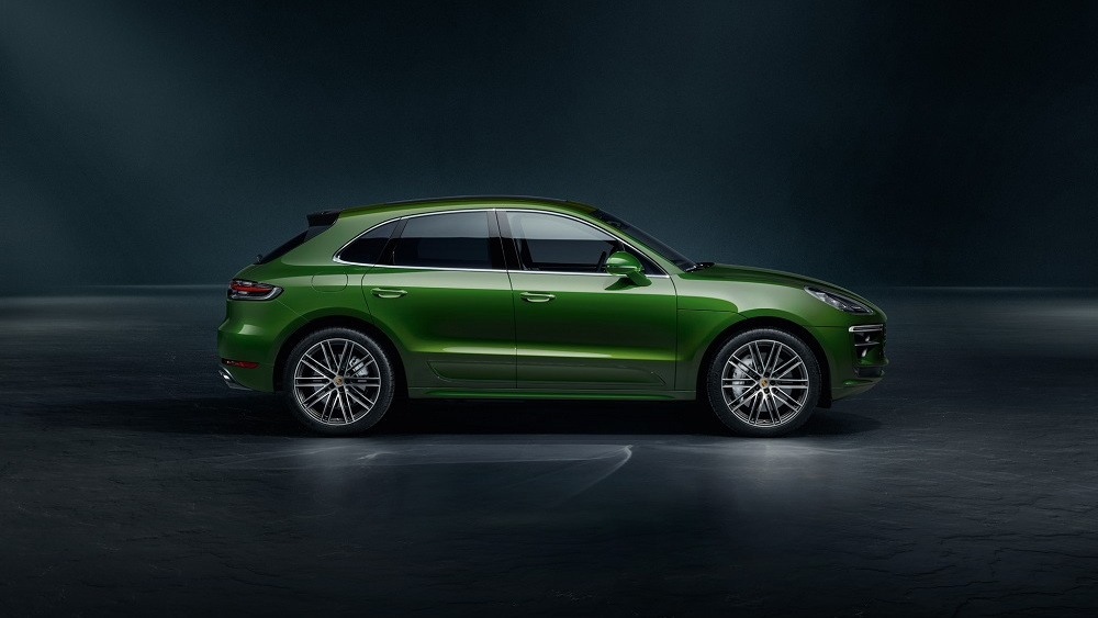 Porsche Macan Turbo gets ripped for the new model year