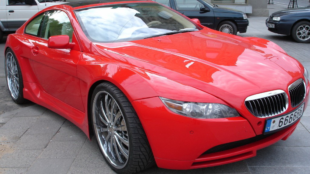 lithuanian bmw 6 series 1