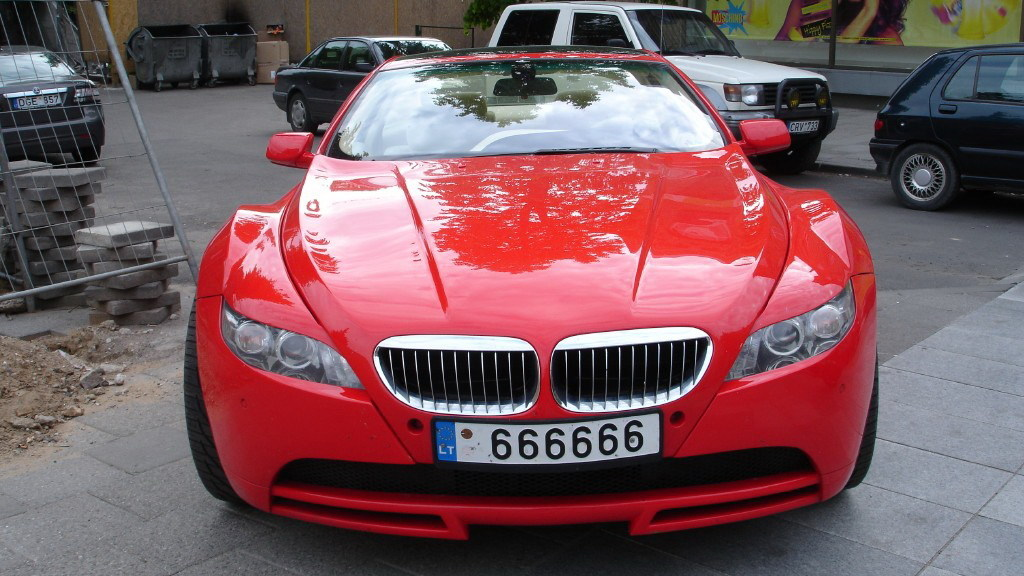 lithuanian bmw 6 series 5