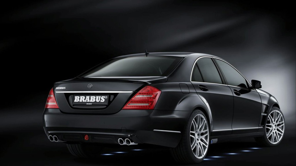 Brabus SV12 R Biturbo 750 Mercedes-Benz S-Class