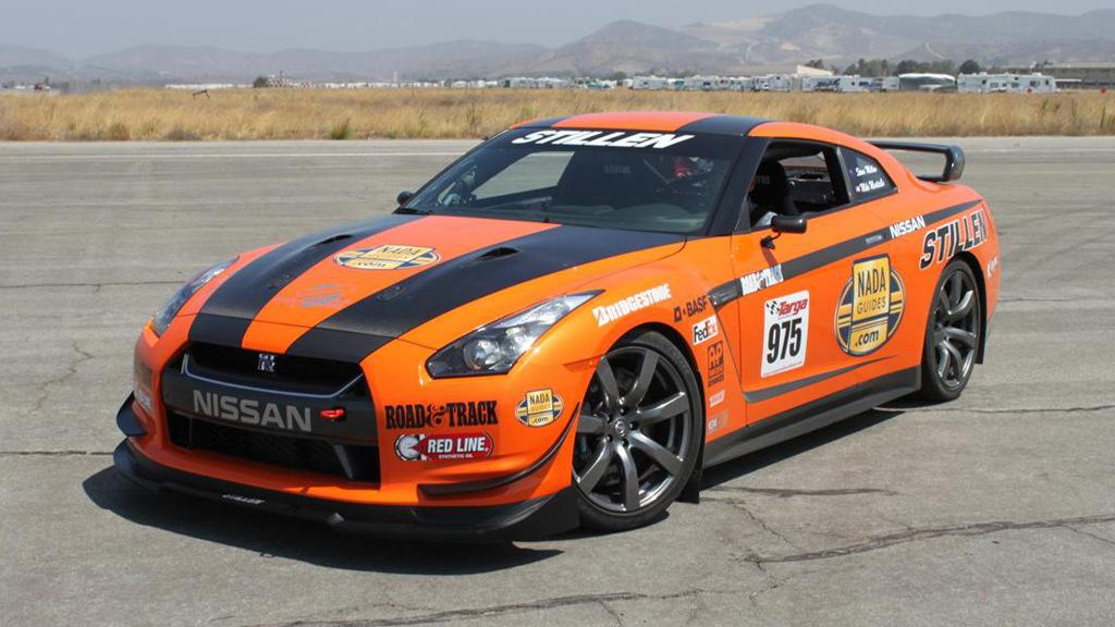 Stillen Rolls Out 620 Hp Nissan Gt R Targa Race Car