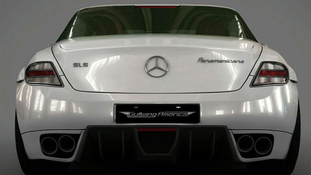 2010 Mercedes-Benz SLS AMG Panamericana