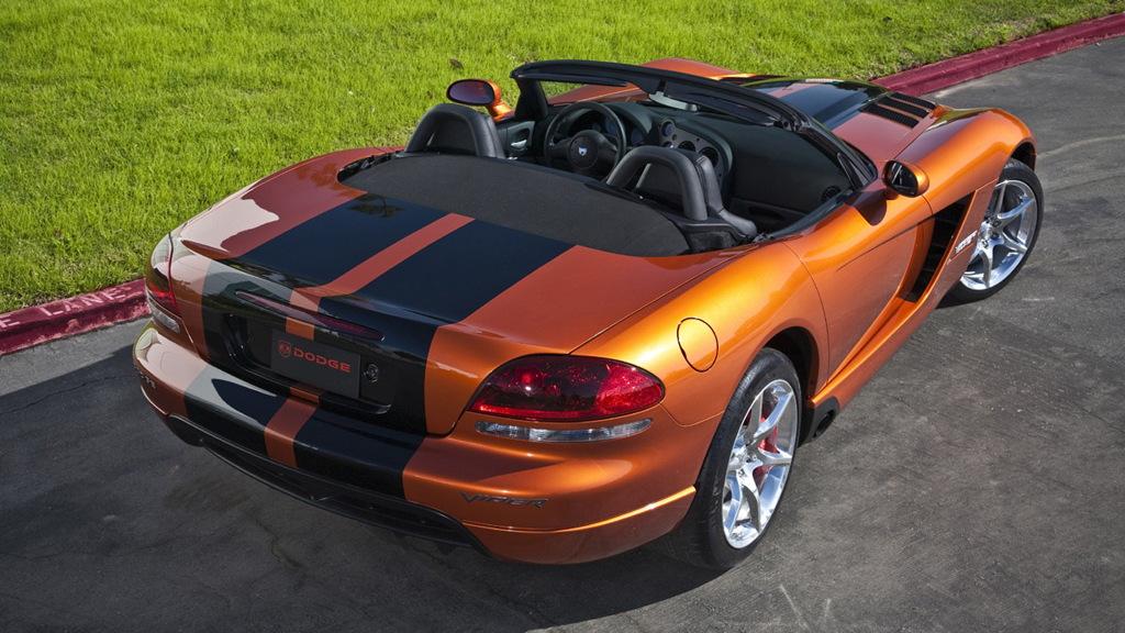 2010 Dodge Viper SRT10