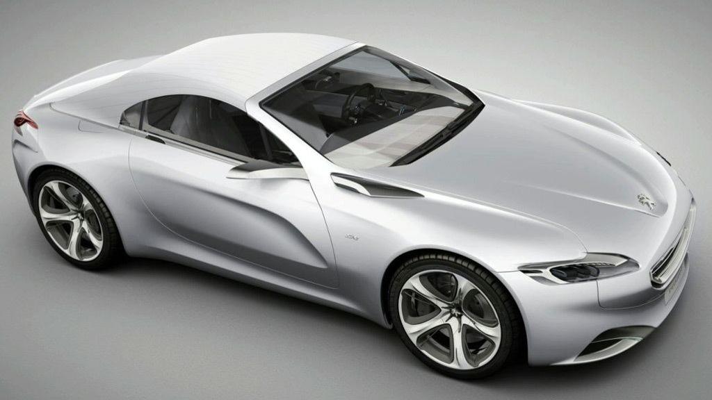 2010 Peugeot SR1 Concept