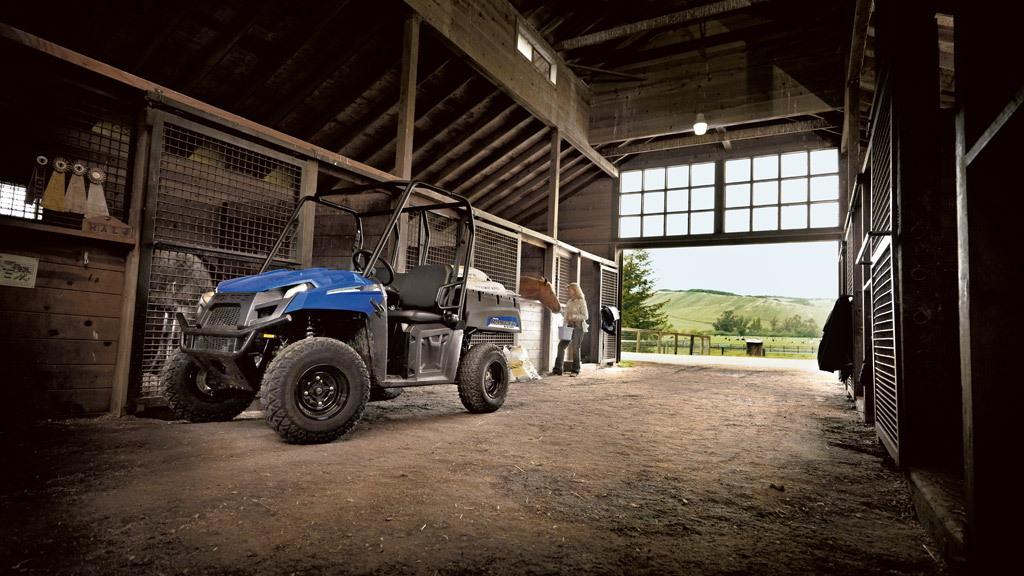 Polaris Ranger EV ATV