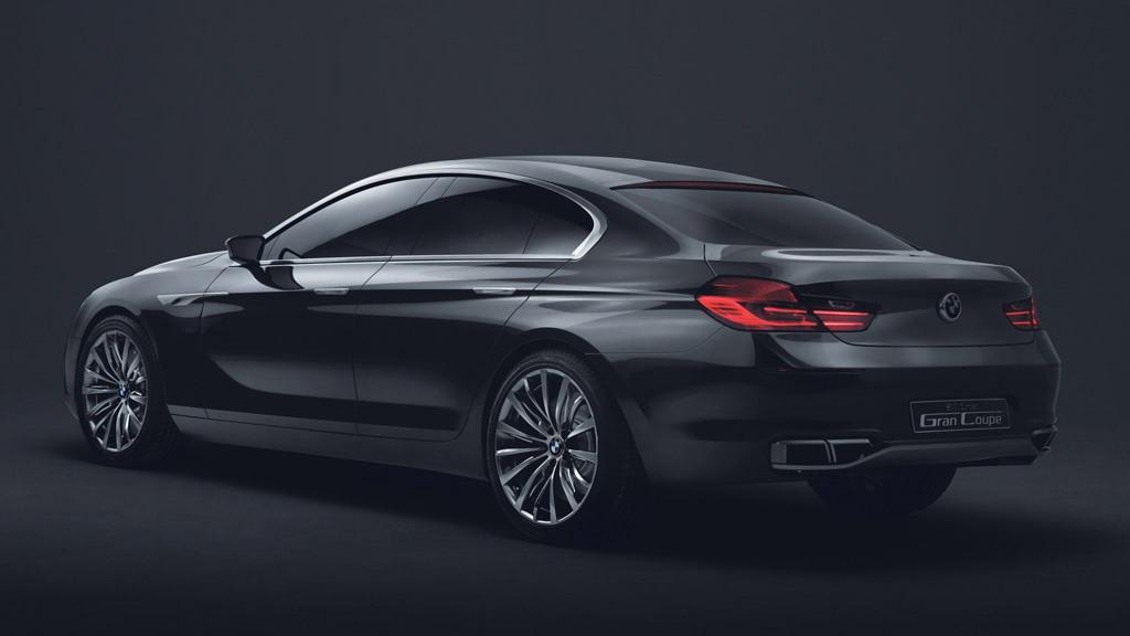 2010 BMW Concept Gran Coupe