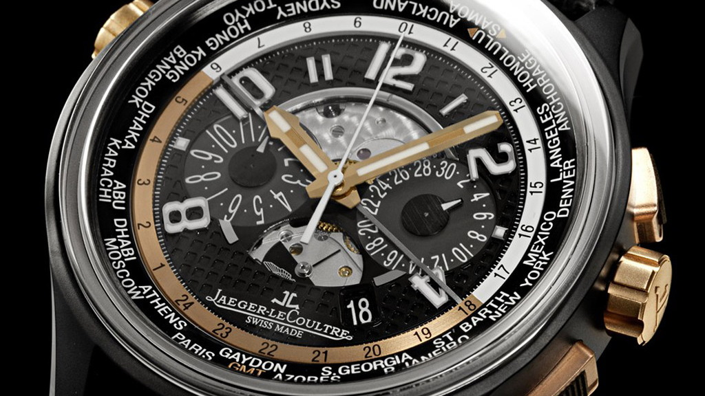 Jaeger LeCoultre Aston Martin AMVOX5 World Chronograph