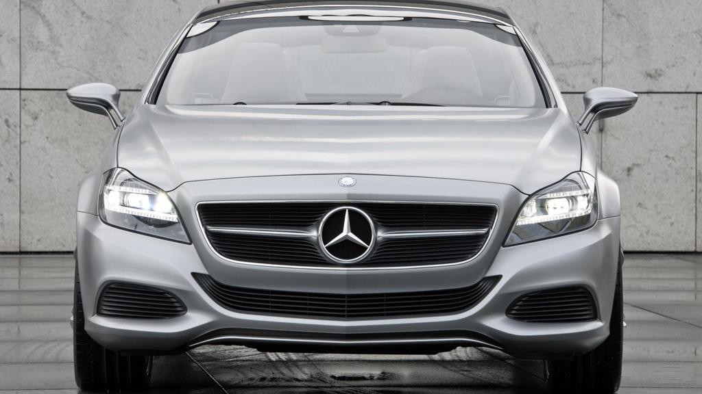 2010 Mercedes-Benz Shooting Break Concept