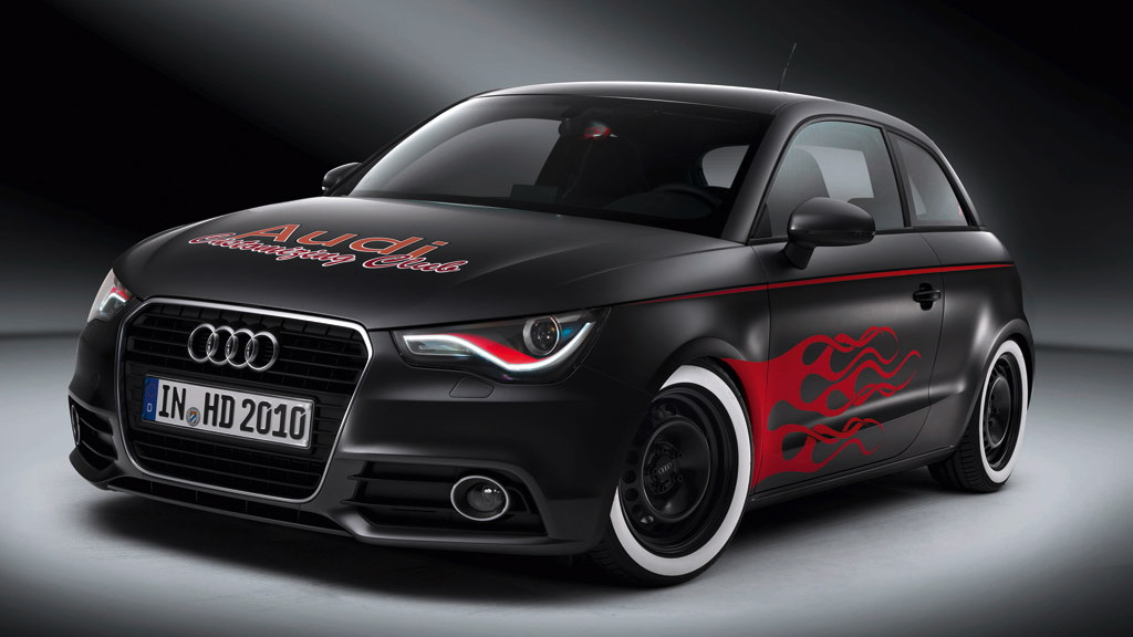 Audi A1 Worthersee 2010 Tour Concept