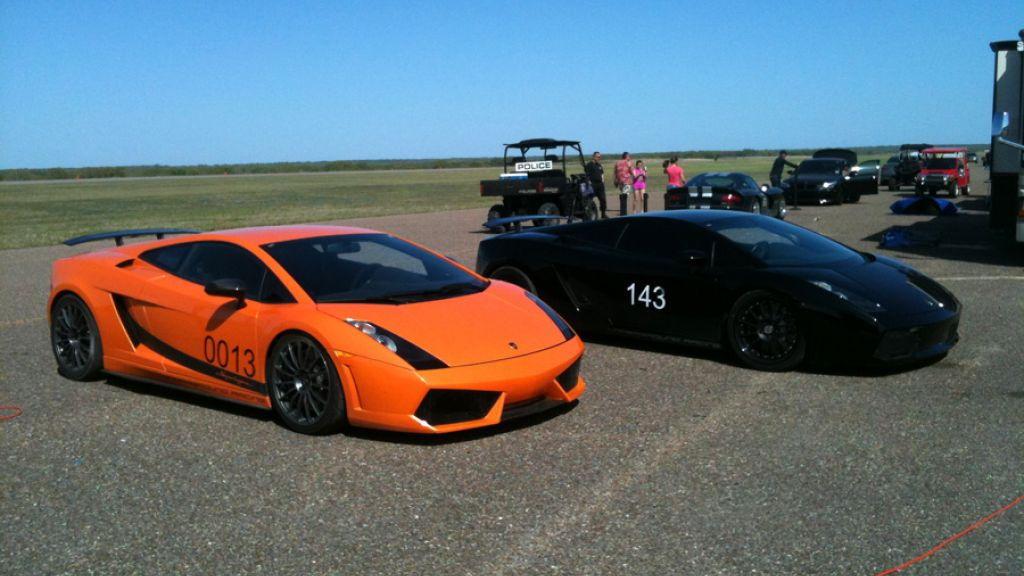 Underground Racing's 250-mph Lamborghini Gallardo