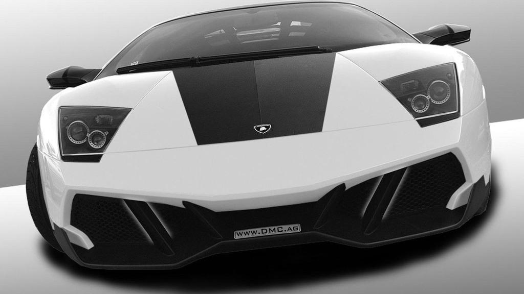 DMC Quattro Veloce Lamborghini Murcielago LP 640 styling kit