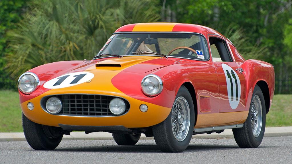 Ferrari 250 GT 'Tour de France'