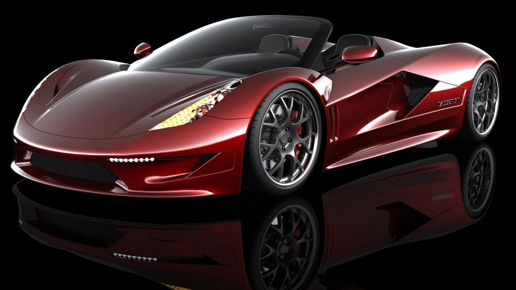 2011 TranStar Racing Dagger GT Supercar