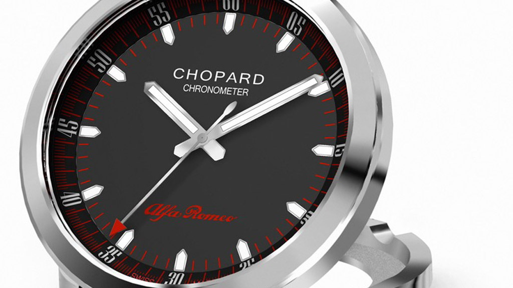 Chopard Alfa Romeo watch range