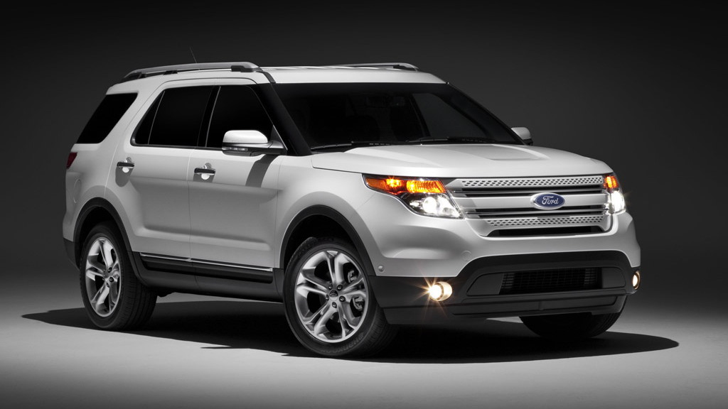 2011 Ford Explorer: Building Better Gas Mileage Into An SUV